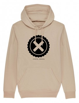 "Sweat Unisexe ""Big Logo"" Noir"